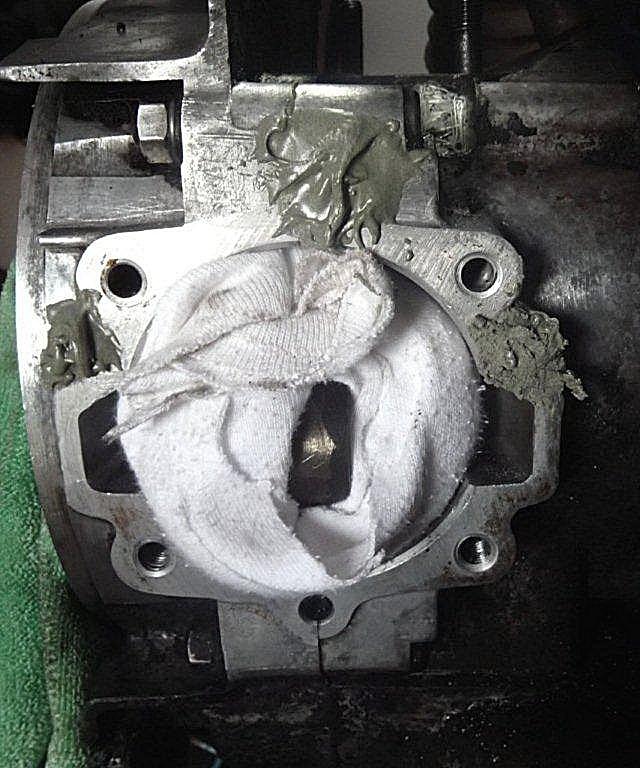 Kemisk metal støbejern